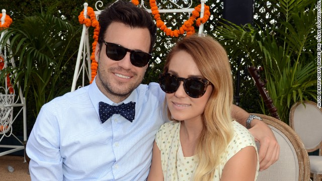 Lauren Conrad is engaged