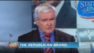 Gingrich: GOP 'in a bloody fight'