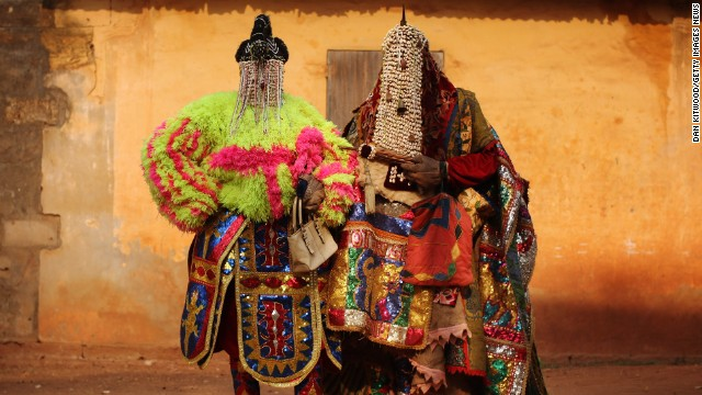 Voodoo dances and mystic trances: Five African festivals you can't miss