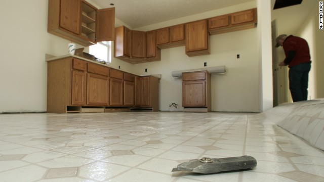 "The <a href='http://thechart.blogs.cnn.com/2010/10/19/flooring-wallpaper-tests-uncover-potential-toxics/'>floors and walls</a> of your home may also contain phthalates. A 2010 test of four ""representative"" vinyl flooring samples found four of the six phthalates severely restricted in children's products, with levels as high as 84,000 parts per million -- 84 times what's allowed in toys."
