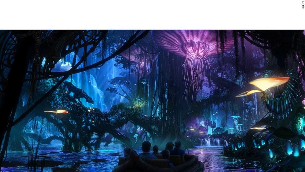 Disney trae a Pandora a la vida