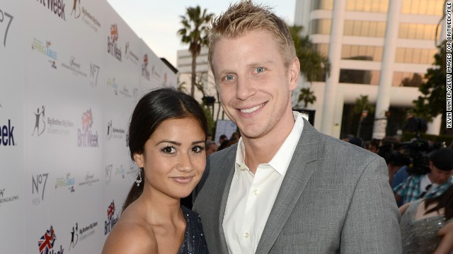 'Bachelor' Sean Lowe, Catherine Giudici to wed on live TV