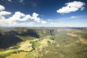 Valle Capertee, Nueva Gales del Sur