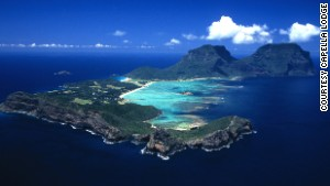 Lord Howe Island has the world\'s southernmost barrier coral reef.