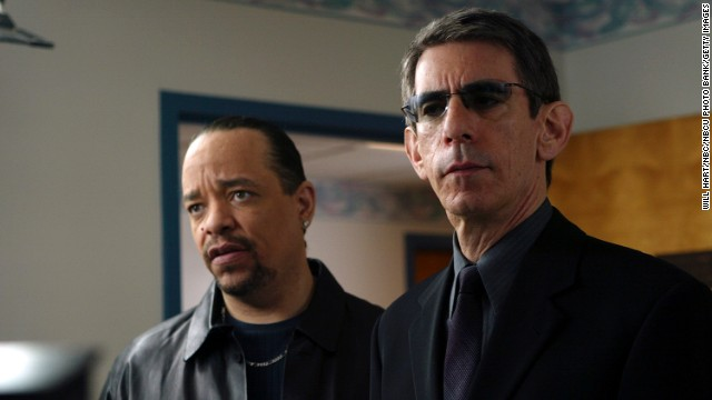 "Detective Odafin Tutuola (played by Ice T) has been partnered up with Belzer's Munch since 1999 on ""Law & Order: SVU."""