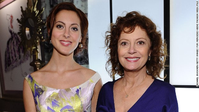 "Susan Sarandon, seen here with her actress daughter, Eva Amurri, is known for films such as ""The Rocky Horror Picture Show,"" ""Thelma & Louise"" and ""Bull Durham."" But as of October 2013, Sarandon has agreed <a href='http://variety.com/2013/tv/news/susan-sarandon-eva-amurri-martino-to-topline-nbc-comedy-1200725101/' target='_blank'>to star with Amurri in a new NBC sitcom</a>."