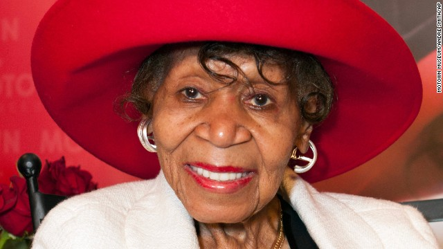 Maxine Powell, who helped nurture the style of Motown artists such as Marvin Gaye and Diana Ross in the 1960s, died on October 14. The personal development coach for the legendary record label was 98.