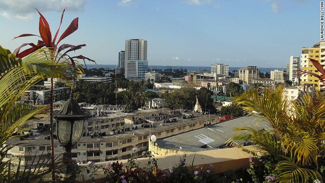 The Msasani Peninsula is Dar es Salaam's upmarket district. It's home to expats and wealthy local politicians and businessmen.