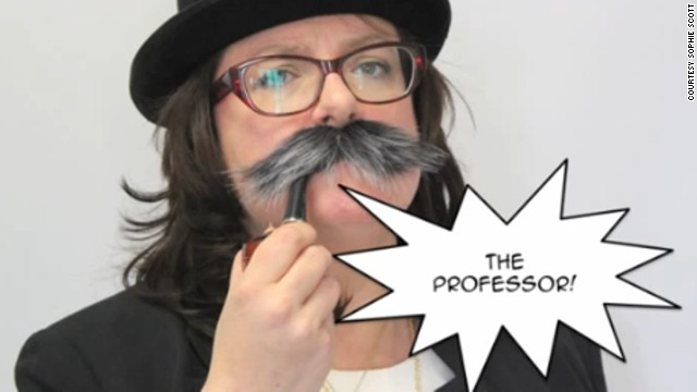 "Meet Sophie Scott, professor of cognitive neuroscience at University College London studying laughter. The ""standup scientist"" uses comedy to share her findings."