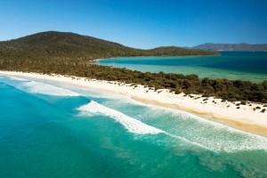Isla Maria, Tasmania