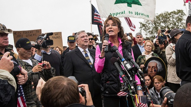 The backstory on the veterans rally in Washington