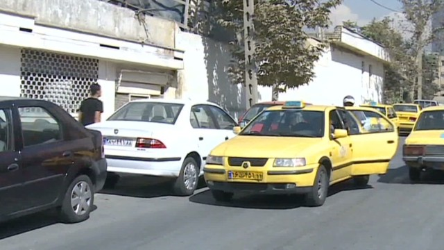 Taxi drivers weigh in on nuclear talks