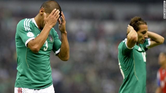 Eliminatorias: México (de milagro) y Uruguay, a repechaje