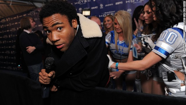 Donald Glover has proven the old saying that stars are really just like the rest of us. <a href='http://instagram.com/childishness' target='_blank'>On Instagram, the actor/rapper posted a series of notes</a> outlining his fears and insecurities, ranging from the idea that his parents won't live long enough to see him have children to concern his career highlights are behind him. As the following stars show, insecurity is far from a rarity in Hollywood: