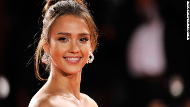 """I was always insecure about belonging and felt that my success was probably going to go away, so I've overcompensated,"" Jessica Alba said in <a href='http://www.hollyscoop.com/jessica-alba/jessica-alba-is-insecure.html' target='_blank'>Cosmo</a>."