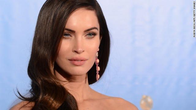 """I'm very confident in how I project my personality. But in terms of how I look, I'm completely, hysterically insecure. I'm self-loathing, introverted and neurotic,"" Megan Fox told <a href='http://www.cosmopolitan.com/celebrity/exclusive/megan-fox-interview-1009-2' target='_blank'>Cosmo</a>."