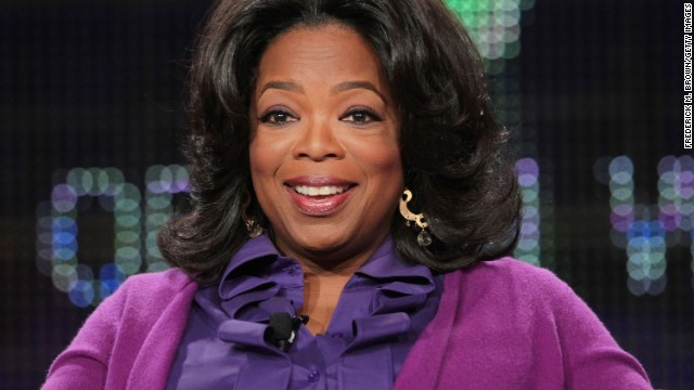"""I'm really insecure (about my acting),"" Oprah Winfrey told <a href='http://www.parade.com/60502/katherineheintzelman/oprah-winfrey-im-really-insecure-about-my-work/' target='_blank'>Parade</a>."