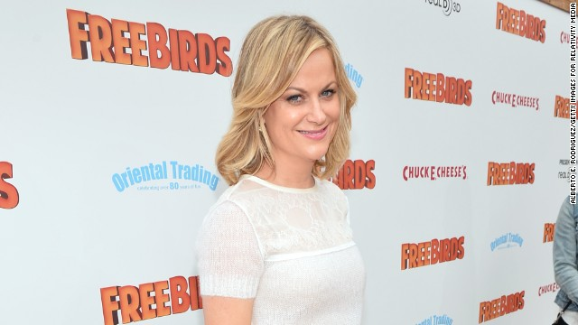 Amy Poehler arrives at the premiere of Relativity Media's