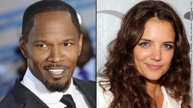 Jamie Foxx is not dating Katie Holmes, says Jamie Foxx