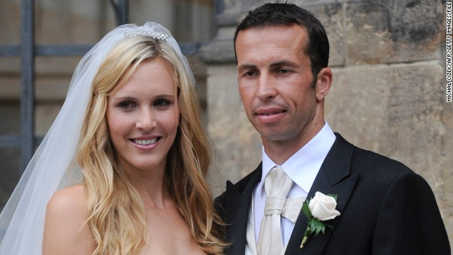 Undeterred, Stepanek started a second tennis fling with compatriot Nicole Vaidisova and the couple married in June 2010, but announced earlier this year they have filed for divorce. If Stepanek feels disillusioned with the idea of a tennis romance, there is one golden couple who he can take heart from...