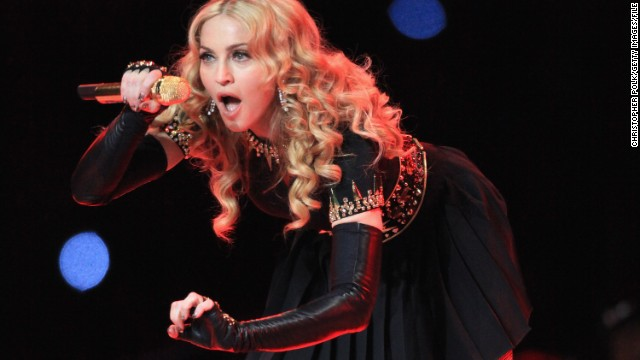 Madonna brought in an estimated $125 million in the past year, making her the <a href='http://www.forbes.com/pictures/eeel45efgjd/madonna-5/' target='_blank'>highest-paid celebrity of 2013</a>. Just to rub a little salt in the wounds of her competitors, Forbes also crowned the Material Girl as <a href='http://www.forbes.com/sites/zackomalleygreenburg/2013/11/19/the-worlds-highest-paid-musicians-2013/' target='_blank'>this year's highest-paid musician in the world</a>. It's not lonely at the top though: Check out others joining Madge as one of the top-paid stars of 2013.