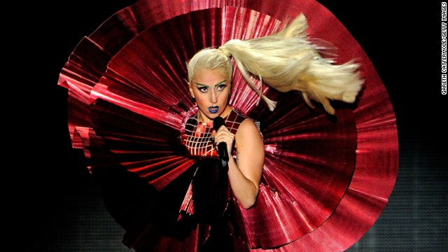 Lady Gaga is down a bit from her peak of peak of $90 million in 2011, but $33 million isn't so bad.