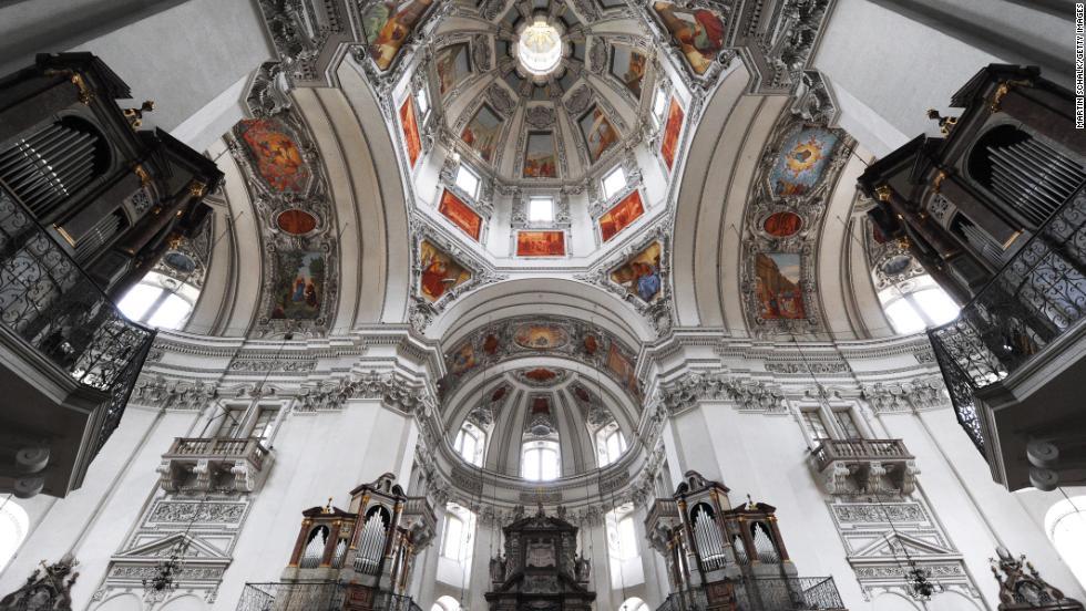 4. Salzburgo, Austria