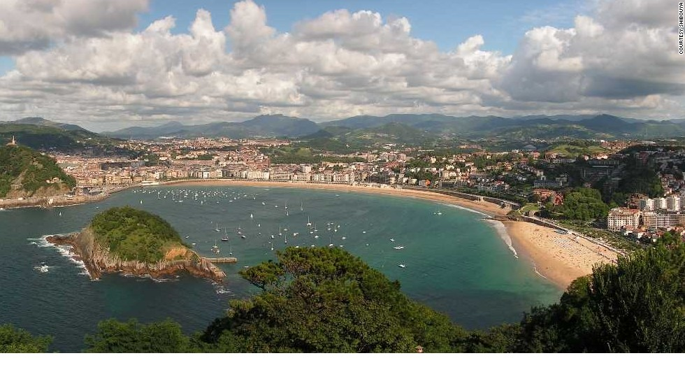 5.= San Sebastián, España