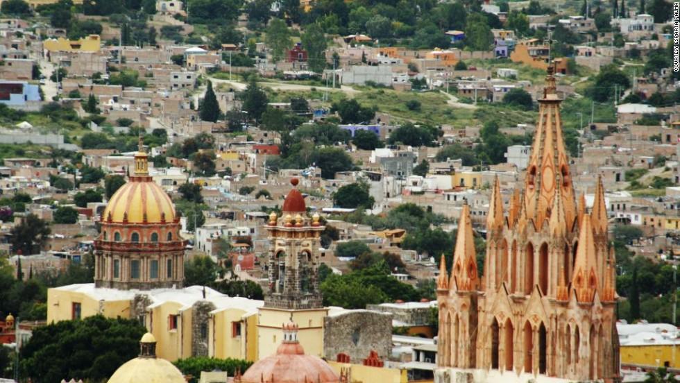 1. San Miguel de Allende, México