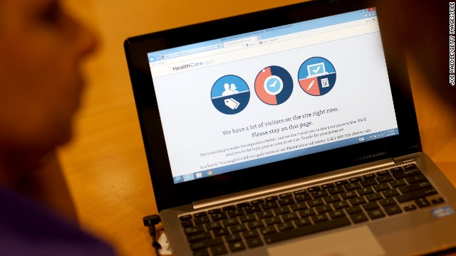 Obamacare website developers: It's not our fault