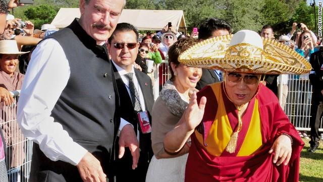El Dalai Lama defiende el uso medicinal de la marihuana