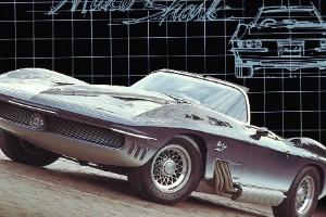 Corvette Tiburón Mako de 1961