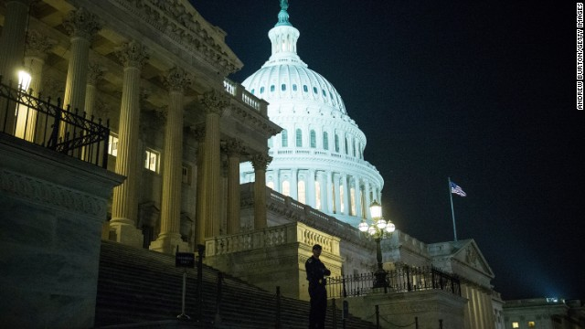 Again, the specter of a shutdown haunts the halls of Congress