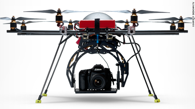 Photos: 15 cool drones