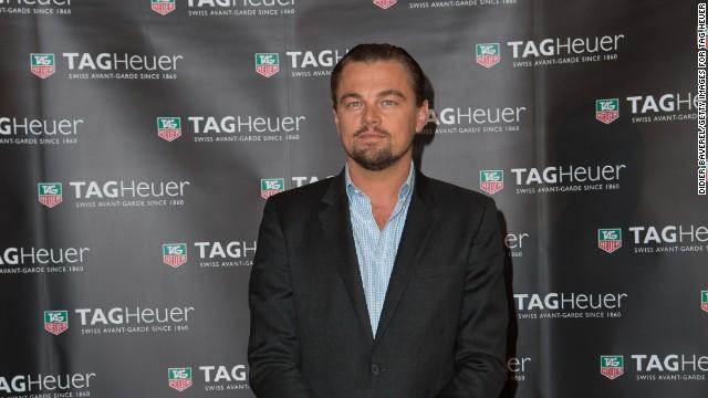 Leonardo DiCaprio attends the TAG Heuer Host 2013 Monaco Grand Prix Party on May 25, 2013 in Monaco, Monaco.