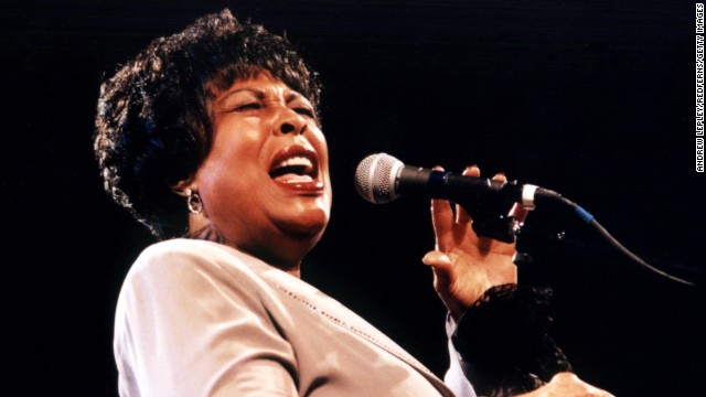 Jazz vocalist <a href='http://www.cnn.com/2013/10/16/us/obituary-gloria-lynne/'>Gloria Lynne</a>, whose career included dozens of albums, died October 15 of a heart attack, her son said. She was 83.