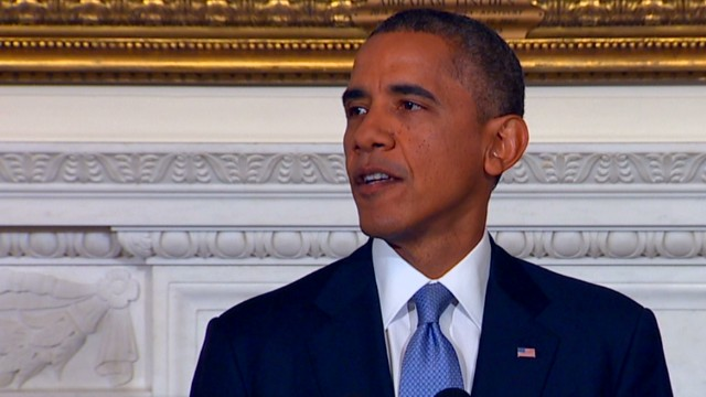 Obama quiere un nuevo enfoque en la política estadounidense tras el cierre del gobierno