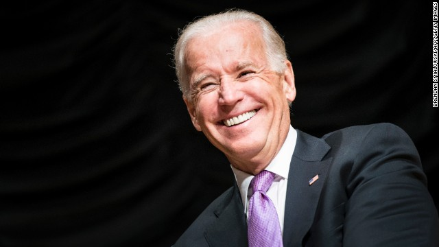 Biden: Clinton won't really affect his 2016 decision