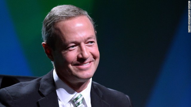"Maryland Democratic Gov. Martin O'Malley released a ""buzzy"" political video in November 2013 in tandem with visits to New Hampshire. He also headlined a Democratic Party event in South Carolina, which holds the first southern primary."