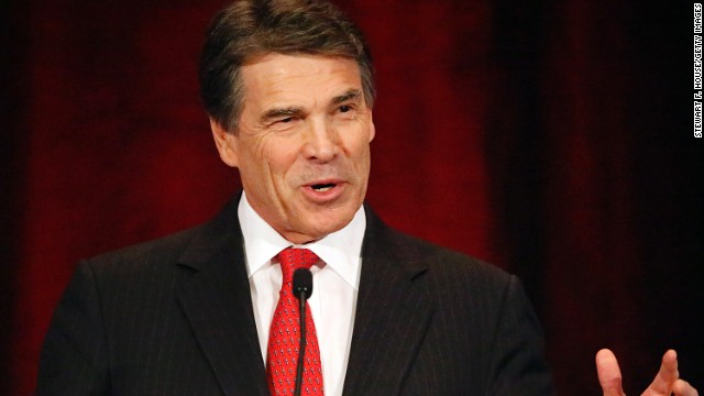 Texas Gov. Rick Perry praised Tuesday's decision.