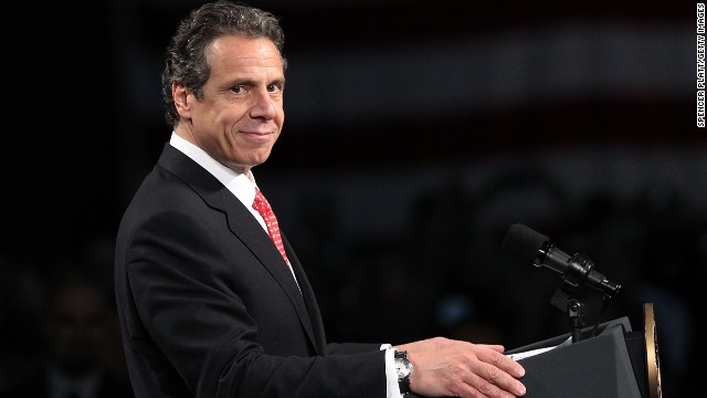 Poll: Cuomo with 37 point lead