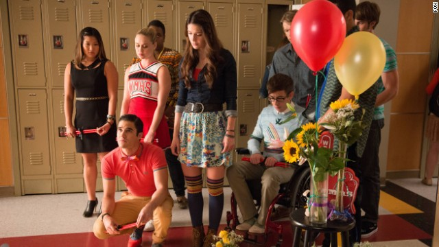'Glee' to end next season