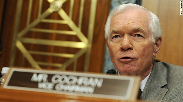 Six-term Sen. Cochran will run again in 2014