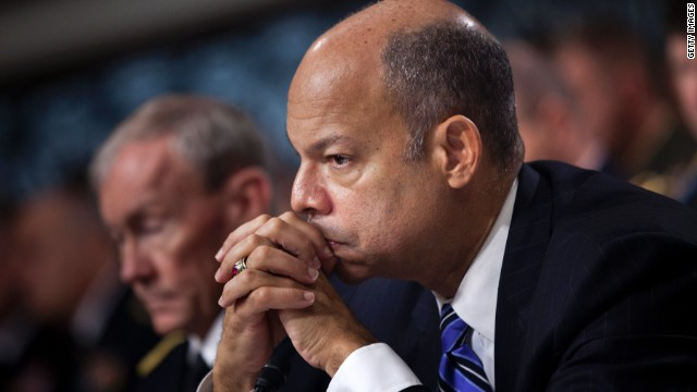 Senate confirms Jeh Johnson to lead homeland security