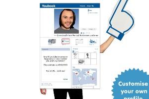 Gran perfil de Facebook