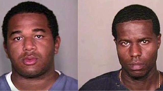 Dos asesinos condenados a cadena perpetua escapan de prisión con papeles falsos