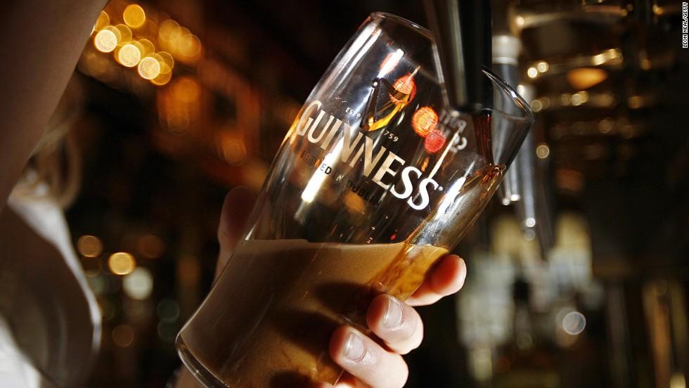El Gran Brindis de Guinness