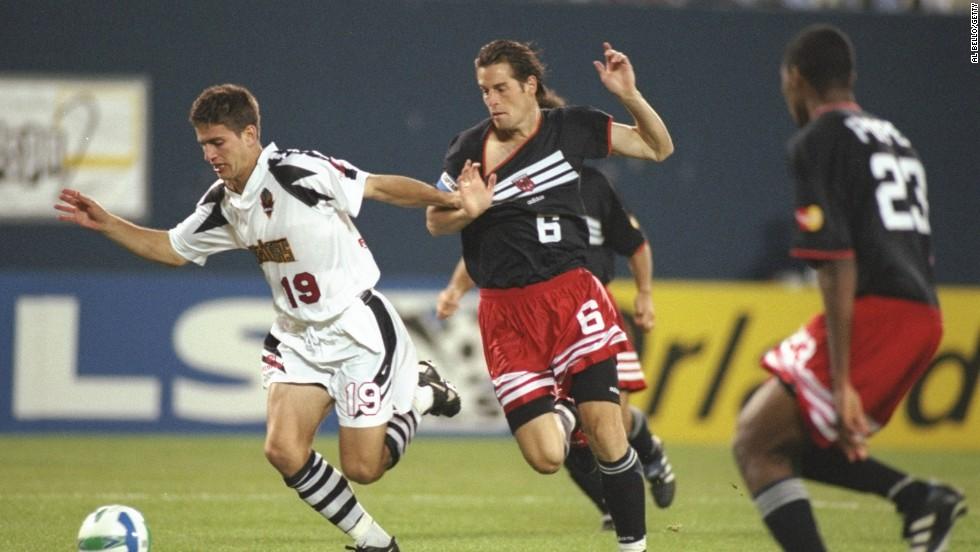 El ridículo tiempo regresivo de los partidos de la MLS