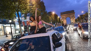 The Champs Elysées -- double \