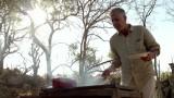 Bourdain: Meat on plate, blood on pants